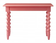Dunes and Duchess Chappy Console Table in Palm Beach, Darling
