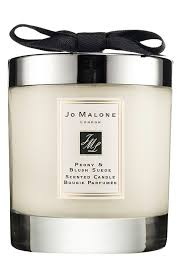 Jo Malone's Peony & Blush Suede Home Candle