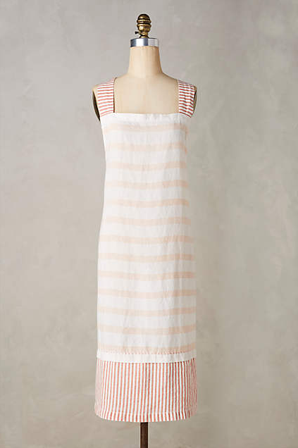 Linen Market Apron from Anthropologie