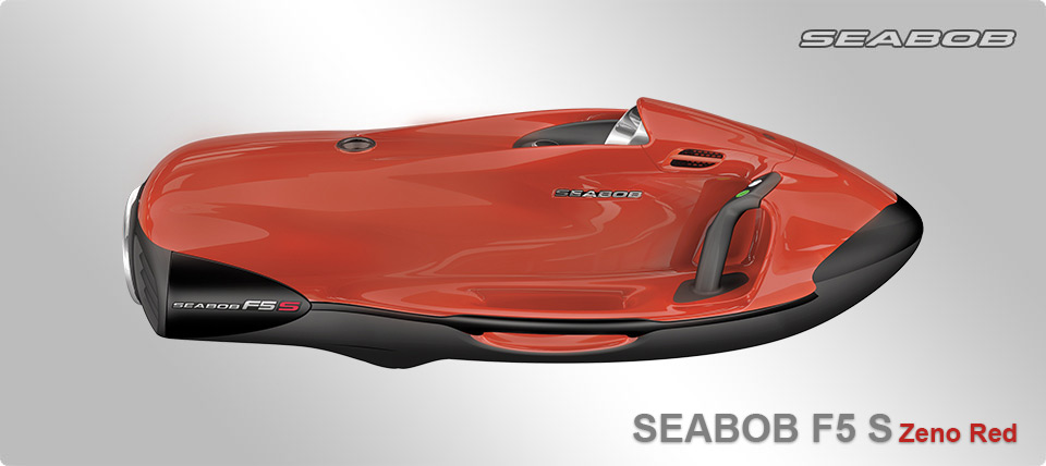 Seabob F5 S Zeno Red